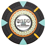Claysmith Gaming - The Mint Casino Poker Chip